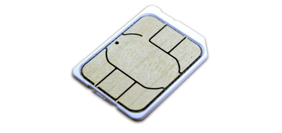 SIMカードトップ